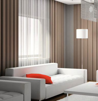 Curtains Singapore At Curtains And Blinds Budget Package